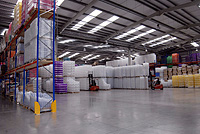Normanton warehouse