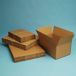 Industrial Cardboard Storage Boxes