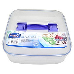 Lock & Lock appetizer container with 5 compartments (HPL893)