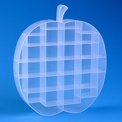 Large apple organiser tray 20