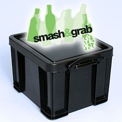 35 litre Really Useful Smash & Grab Box