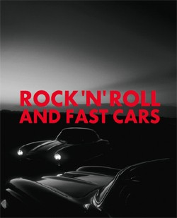 Rock n Roll and Fast Cars Volume I - back cover