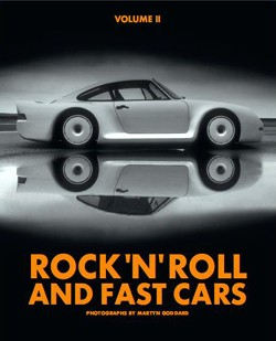 Rock n Roll and Fast Cars Volume II - back cover