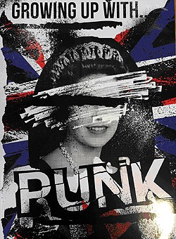 Growing Up with Punk - front cover