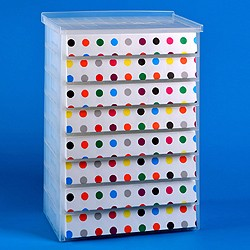 Large Robo Drawers tower with 8x4.5 litre drawers