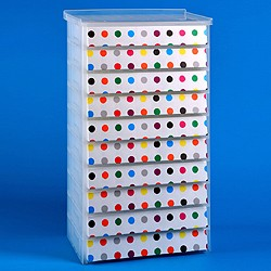Large Robo Drawers tower with 10x4.5 litre drawers