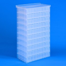 Medium Robo Drawers tower with 10x0.9 litre drawers