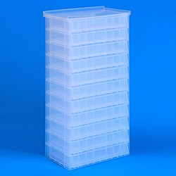 Medium Robo Drawers tower with 11x0.9 litre drawers