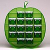 Large apple organiser with 16x0.14 litre Really Useful Boxes
